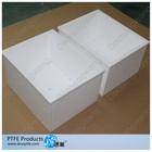 Store acid liquid PTFE container teflon cylinder