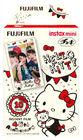 Fujifilm Instax Mini Film New 40th Anniversary Hello Kitty Japan Series for Polaroid Instant Camera