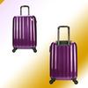 Business use girls type luggage bag trolley luggage