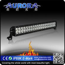 "high quality AURORA 20"" led light bar motorcycle three wheel"