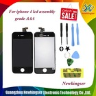 new product for iphone 4 lcd repairs parts,for iphone 4 lcd glass screen