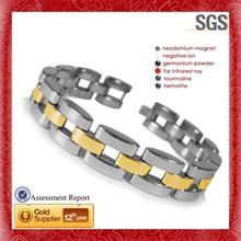 Heavy Bracelet,Stainless Steel Cuff Bracelet,Magnetic Bracelet 2014