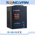 20 kva stabilisateur régulateur de tension, svc stabilisateur automatique de tension ac, monophasé régulateur de tension automatique