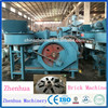 Widely Used and good quality small manufacturing machines MZJ260-8B fly ash brick making machine uk