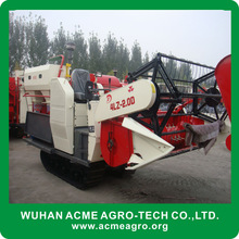 2014 Newest rice harvester / rice combine harvester / rice harvest machine