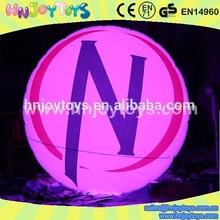 Decorating Round Inflatable Logo