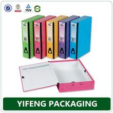 high quality office stick file,stick file folder