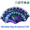 Neoprene Waterproof Cell Mobile Phone Armband Arm Holder Band Shoulder Carrying Bag Case for iphone 5 5S iphone5 iphone5s