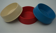 High Quality New Technique Bamboo Pet Water Bowls