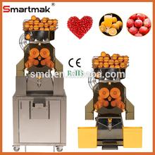 good quality commercial stainless steel orange juicer machine, fresh squeezed Automatic orange suqeezer, pomegranate juicer