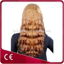 Qingdao New Fashion Human Hair Front Lace Wig Customized