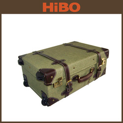 eminent trolley verage suitcase with wheel luggage