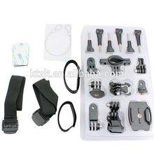 SJ4000 WIFI Action Camera Accessories / Go pro accessories