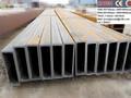 rectangular tubo estructural de acero pliego de condiciones