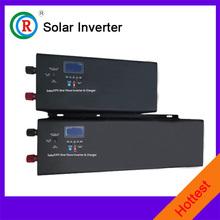 Intelligent dc ac power ups inverter battery charger battery