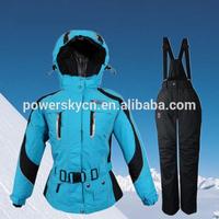 Fashion And Beautiful Winter Women Ski Jacket