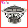 2014 Best Design Professional high quality bbq fire pits