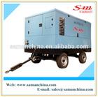 diesel mobile air compressor for mining