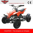 Chinese Mini Quad ATV Gas Motorcycle 49CC for Kids (ATV-1)