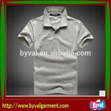 Fashion style polo t-shirt high quality factory direct polo t-shirt plain bulk mens polo t-shirt