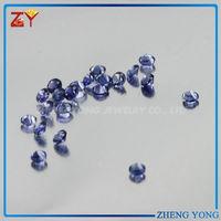 blue corundum/sapphire stone/burma ruby