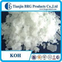 potassium hydroxide solution