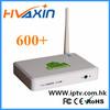 2014 NEWEST HD100c arab iptv A31 500W camera media player TV BOX (OTT China chip)