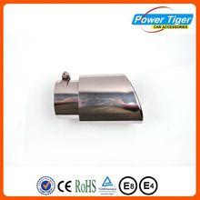 Performance universal titanium muffler