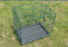Collapsible Double-door Dog Crate Different Sizes For Sale