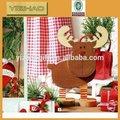 2014 caliente de la venta de pie de mesa de madera de decoración, el embalaje de regalo decoración holi