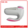 Dual power rechargeable lint remover with battery