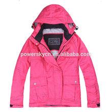 China National Day Promotion Winter Ski Jacket
