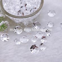 Table Scatter/Crystal Confetti/Wedding Decoration Acrylic Diamond