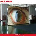 Iglesia / Stage show fijo P6mm pantalla LED de interior pantalla