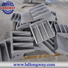 steel train spare parts green sand casting