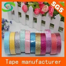 2014 Christmas decorating packing glitter tape