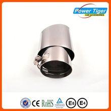 High quality titanium universal auto muffler