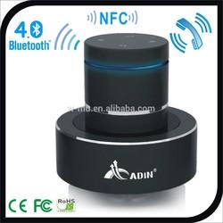 free-hand speaker ,vibration speaker 360 nfc ,singing table speaker