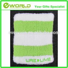 wholesale cheap woven cotton custom woven polyester wristband