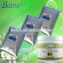 FDA approved natural coconut oil preservatives