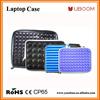 Emboss and deboss laptop case