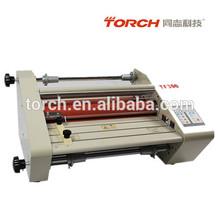 TF350 for PCB board making production process film laminating / mulch applicator / NC laminating machine