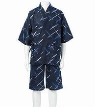 Wholesale Cotton Men Japanese Kimono Pajamas Robes