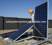 High Efficiency 45KW off Grid-tied Solar Power System