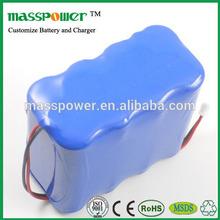 lithium li ion lipo battery 7.4v 10000mah