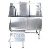 stainless steel pet grooming tubs for sales H-104