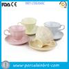 European modern delicate tea and Coffee Set