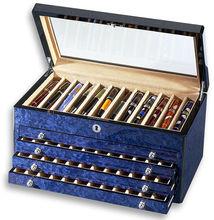 Wholesale custom unique Wood Pen Pencil Fountain display box case