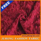 women's fashional garment jacquard velvet fabric