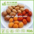 صلصة الصويا النكهة المغلفة الفول السوداني وجبات خفيفة للأغذية يتوهم كبيرة